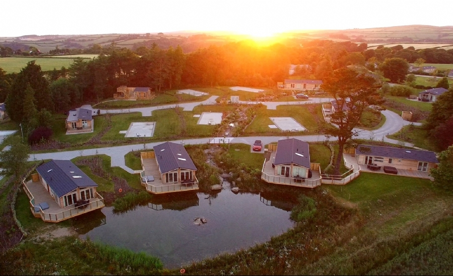 Southern Halt Luxury holiday lodges in Cornwall