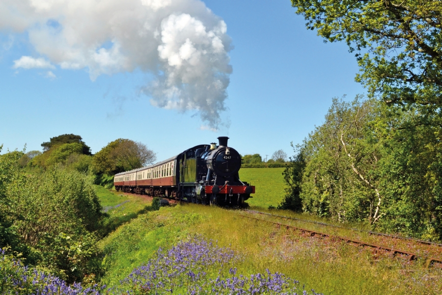 Bodmin & Wenford Railway Image Credit Ashley Jackson