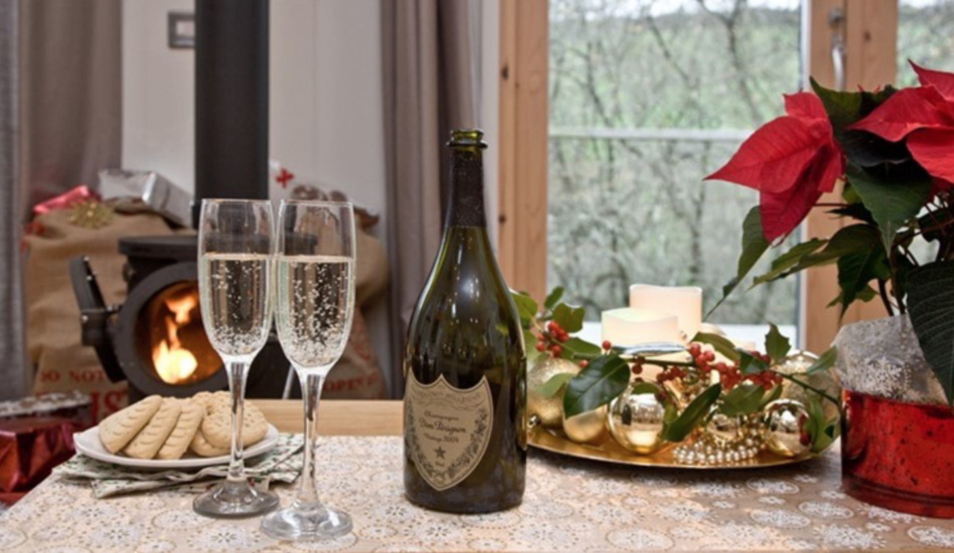 Experience a Cornish Christmas with Charteroak